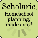 scholaric homeschool planner